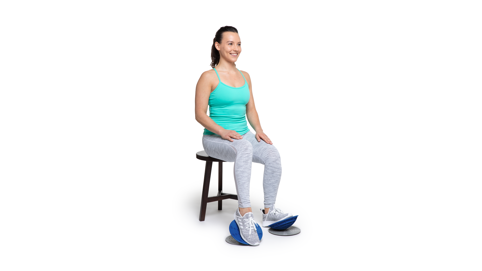 Seated ankle mobility