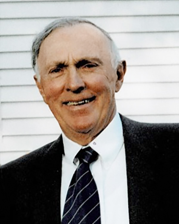 Brian Mulligan in the 1980s