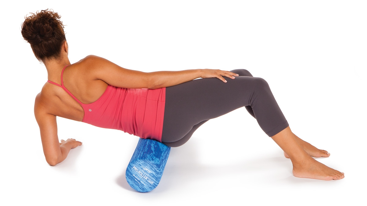 Foam Roller Low Back Exercise 1