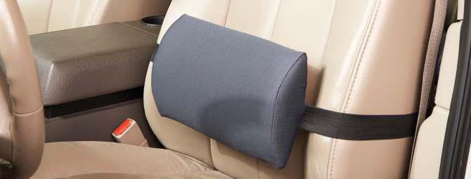 Lumbar Back Support Rest in Car