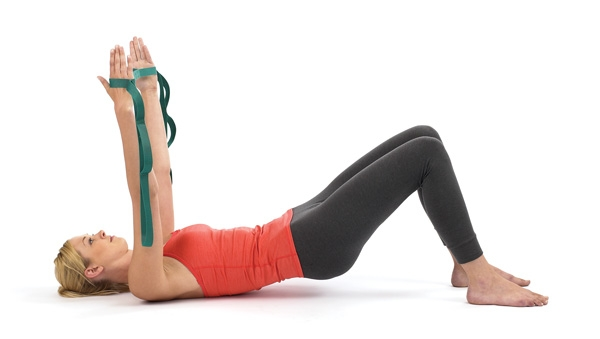 Stretch Out Strap Spine Roll 2