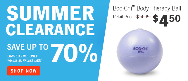 Summer Clearance - Up to 70% off!