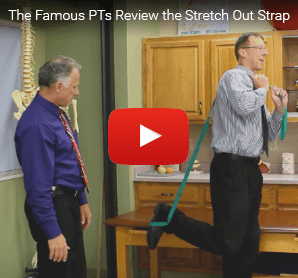 YouTube Stretch Out Strap Video Promo