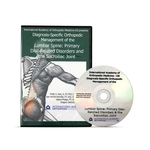 IAOM-US Diagnosis-Specific Orthopedic Management of the Lumbar Spine: Primary and SI DVD