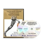 IAOM-US Diagnosis-Specific Orthopedic Management of the Foot and Ankle DVD