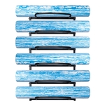 4851 Foam Roller Rack with PRO-ROLLERS