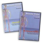 500PKG Anatomy Trains 2-DVD Set