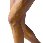 5817 Spidertech Full Knee Tape Beige
