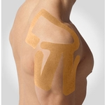 5819 Spidertech Right Shoulder Beige