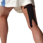 5826 Spidertech Hamstring Black