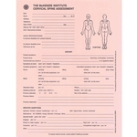McKenzie Institute Cervical Spine Assessment Form