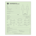 716 McKenzie Upper Extremities Assessment Form