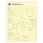 717 McKenzie Lower Extremities Assessment Form