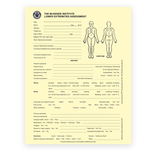 The McKenzie Institute Lower Extremities Assessment