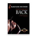Treat Your Own Back by Robin McKenzie Cover