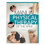Manual Physical Therapy of the Spine Book - Kenneth A. Olson