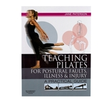 8175 Teaching Pilates for Postural Faults Illness and Injury