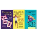 Caroline Corning Creager Therapeutic Exercises Book Set