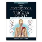8568 Concise Book of Trigger Points