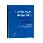 8597 Physiotherapeutic Management of Lumbar Spine Pathology