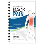 Everyone Has Back Pain - Neuroscience Education for Patients with Back Pain - Book Cover