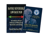 A Day with McKenzie DVD & Rapidly Reversible Low Back Pain Package