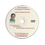 9213DVD Osteoporosis Program for Treatment