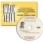 9213PKG Walk Tall! Book and Osteoporosis DVD Package