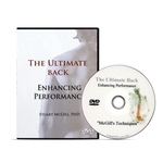 The Ultimate Back: Enhancing Performance DVD