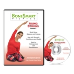 BoneSmart Pilates® Aging Strong DVD Vol. 2