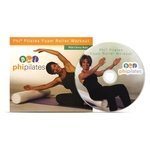 990DVD Phi Pilates Foam Roller Workout DVD