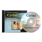 992CD Cyriax Assessment Forms