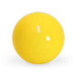 Franklin Fascia Ball Yellow