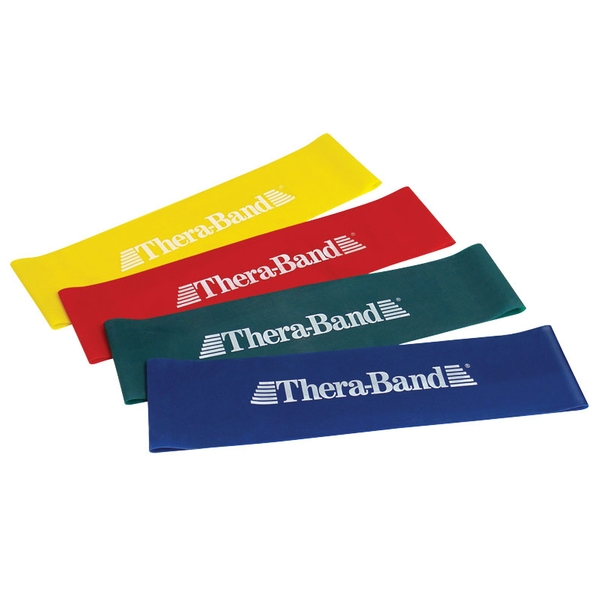 "Exercise Bands Loops: Thera-Band Resistance Band 8"" Loop"