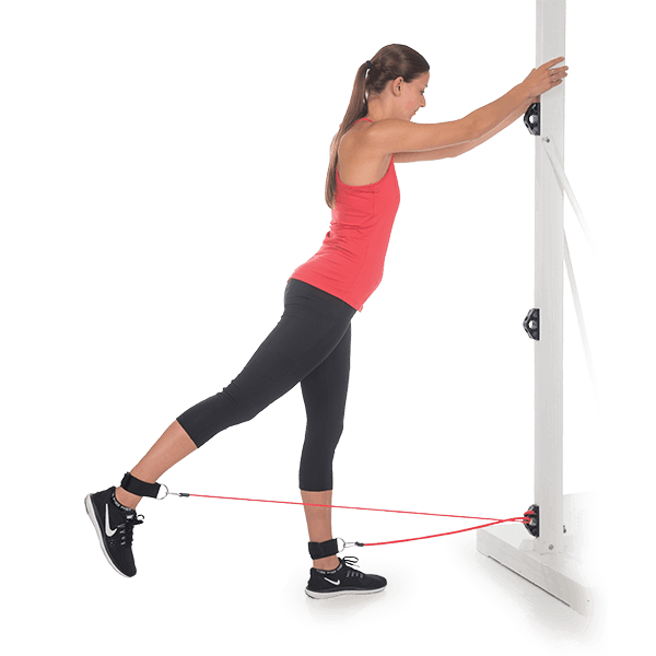 Resistance Band Wall Anchor Kit