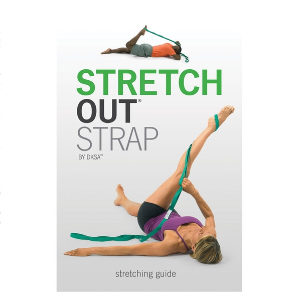 Stretch Out Strap w/ Booklet & DVD | Stretching Products | OPTP