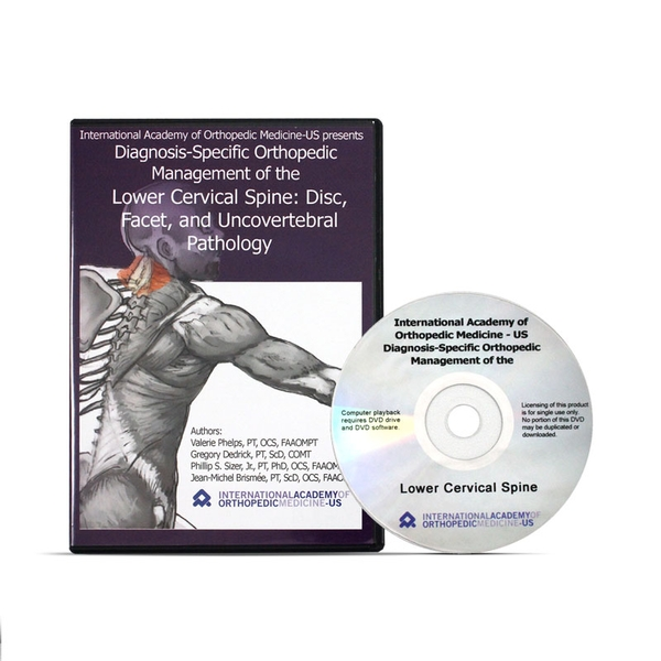 Diagnosis-Specific Orthopedic Management of Lower Cervical Spine ...