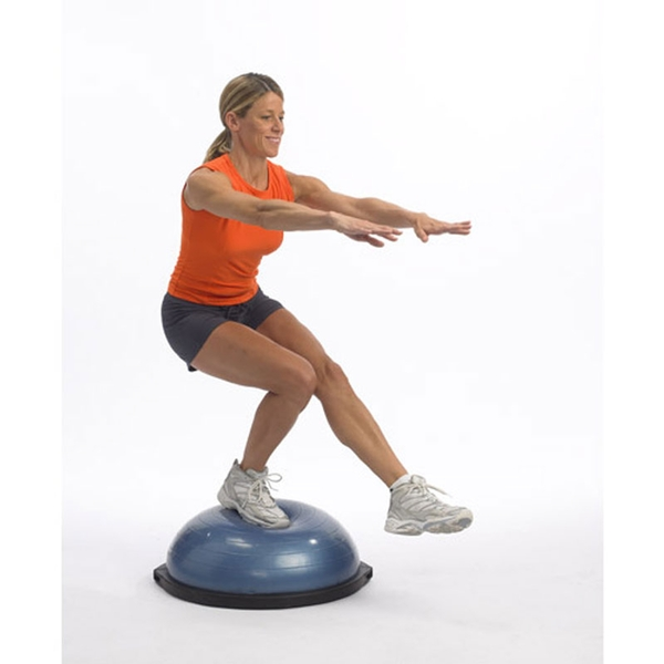 bosu balance trainer essay The balance trainer is a device for developing balance, strength, and aerobic conditioning invented in 1999, has become popular in leading health clubs, in athletic.