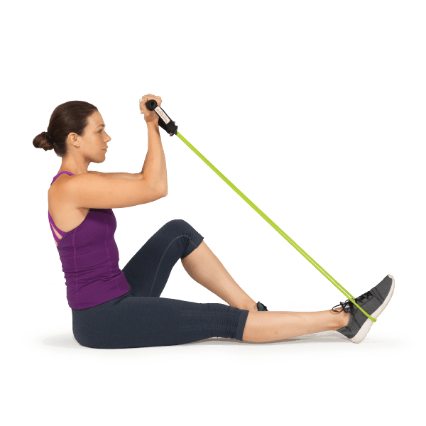 Sanctband Exercise Tubing with Handles