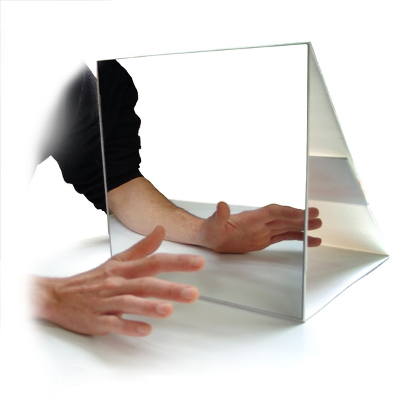 mirror box. 683 noi mirror box triangle optp