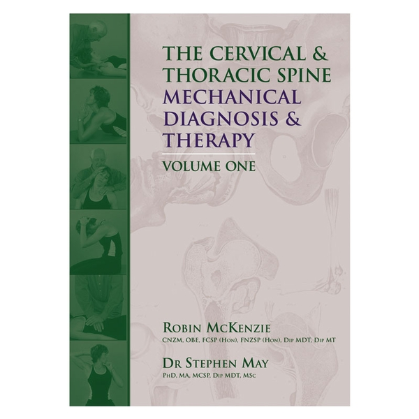 the cervical thoracic spine robin mckenzie optp