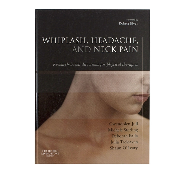 how to fix neck pain from whiplash