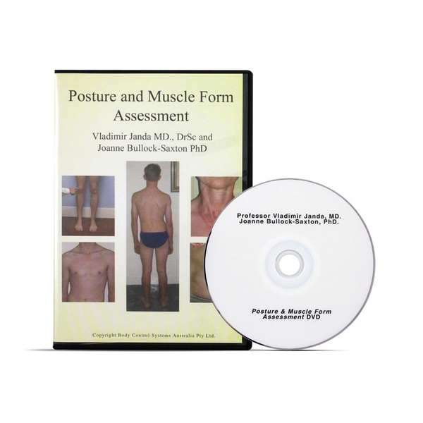 Posture & Muscle Form Assessment DVD