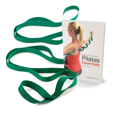 Stretch Out Strap Pilates Essentials Package