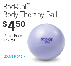 Bod-Chi Body Therapy Ball - $7.95 (Reg. $14.95)
