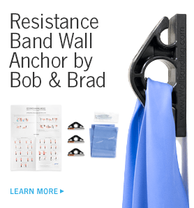 Resistance Band Wall Anchor