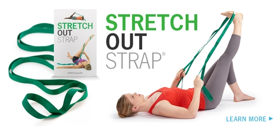 Stretch Out Strap | Learn More